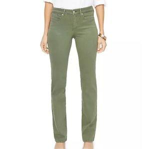 NYDJ Petite Straight jeans